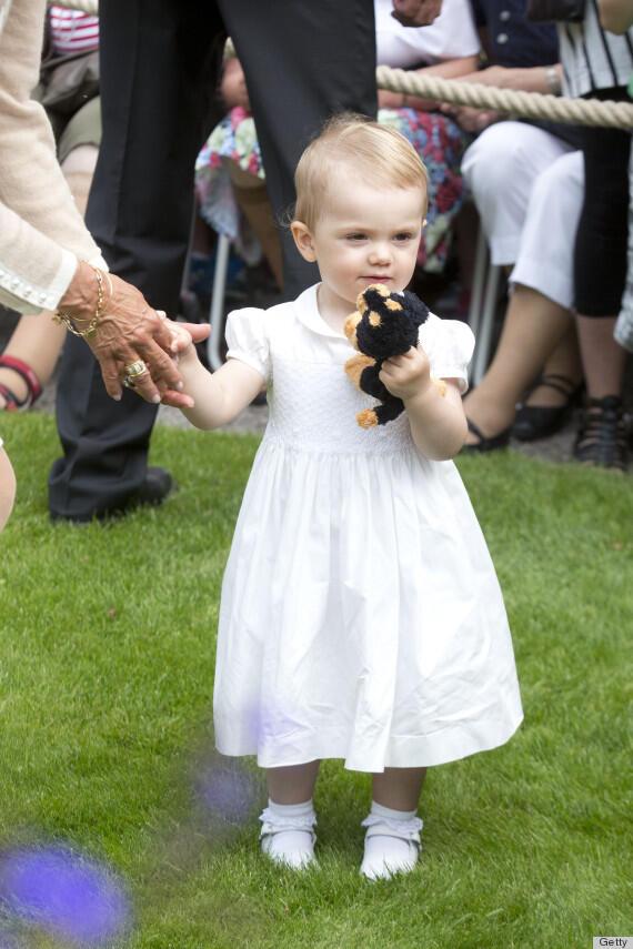 Yuk intip Anak-Anak Keluarga Kerajaan di Dunia, Imut Banget!