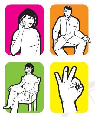 16 Cara Menggunakan Bahasa Tubuh yang Baik