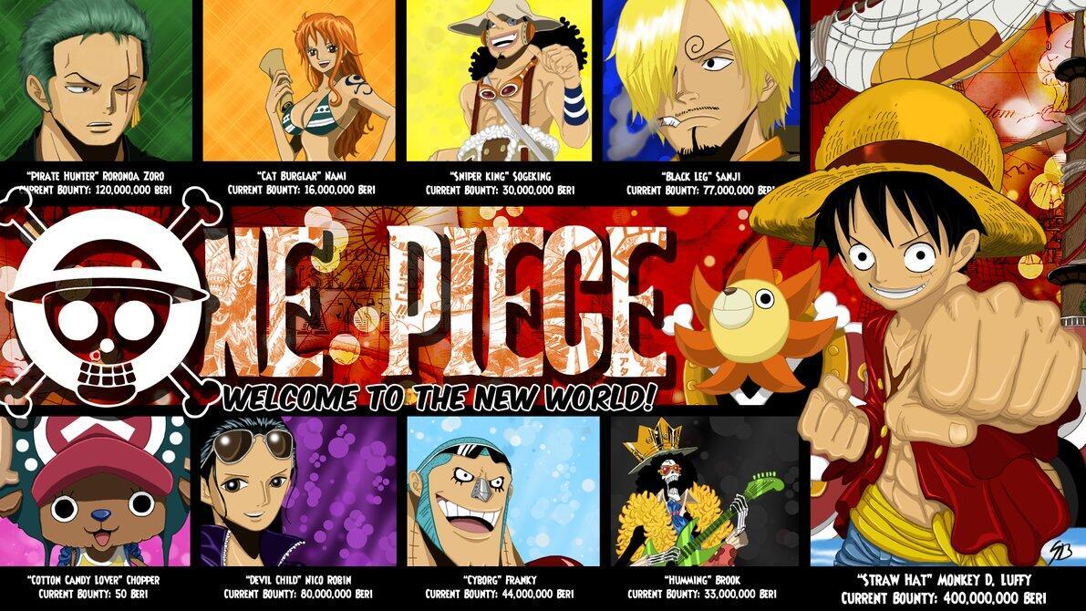 Jual anime one piece subtitle indonesia murah dan selalu update