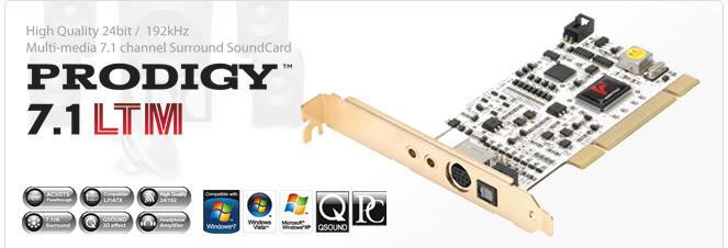 [-ZenTechno-] All About AUDIOTRAK Soundcard (Internal, External, Amplifiers)