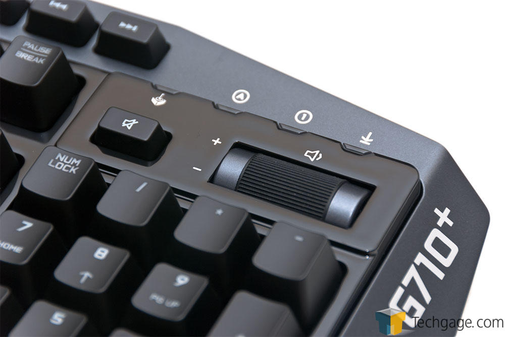 == LOGITECH G710+ Mechanical Gaming Keyboard ==>> Baru [MALANG]