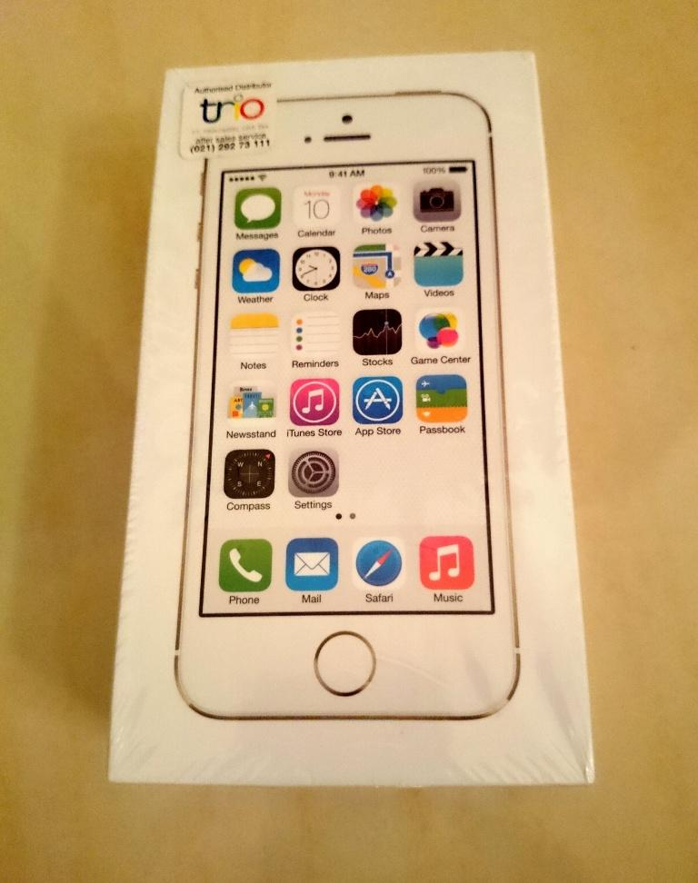 [WTS] IPhone 5S 16GB GOLD
