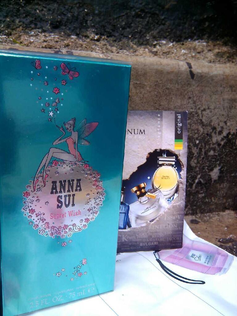 Parfum Original Anna Sui Secret Wish for Women