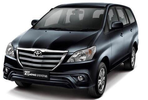 Rental Mobil Kijang Inova | DhieBash RentCar
