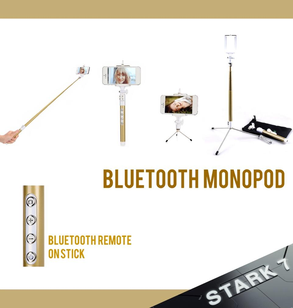 PO Wireless Monopod Model Terbaru !! 2014 ( Tongsis / Tongkat Narsis )