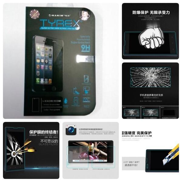 [VERDE] READY STOCK Xiaomi Redmi / Hongmi, Redmi Note, Mi3, Piston 2, Screenguard