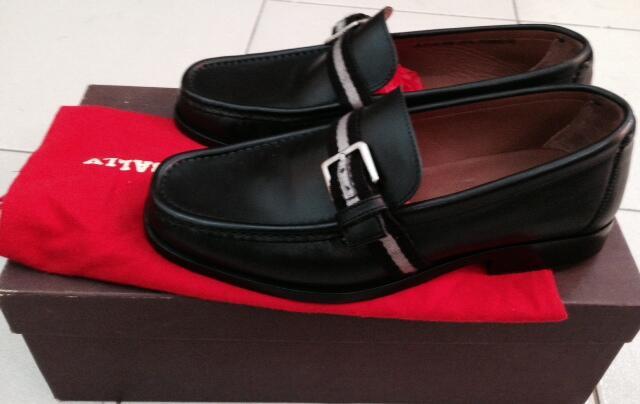 Terjual sepatu Bally mirano  cf4d75d107