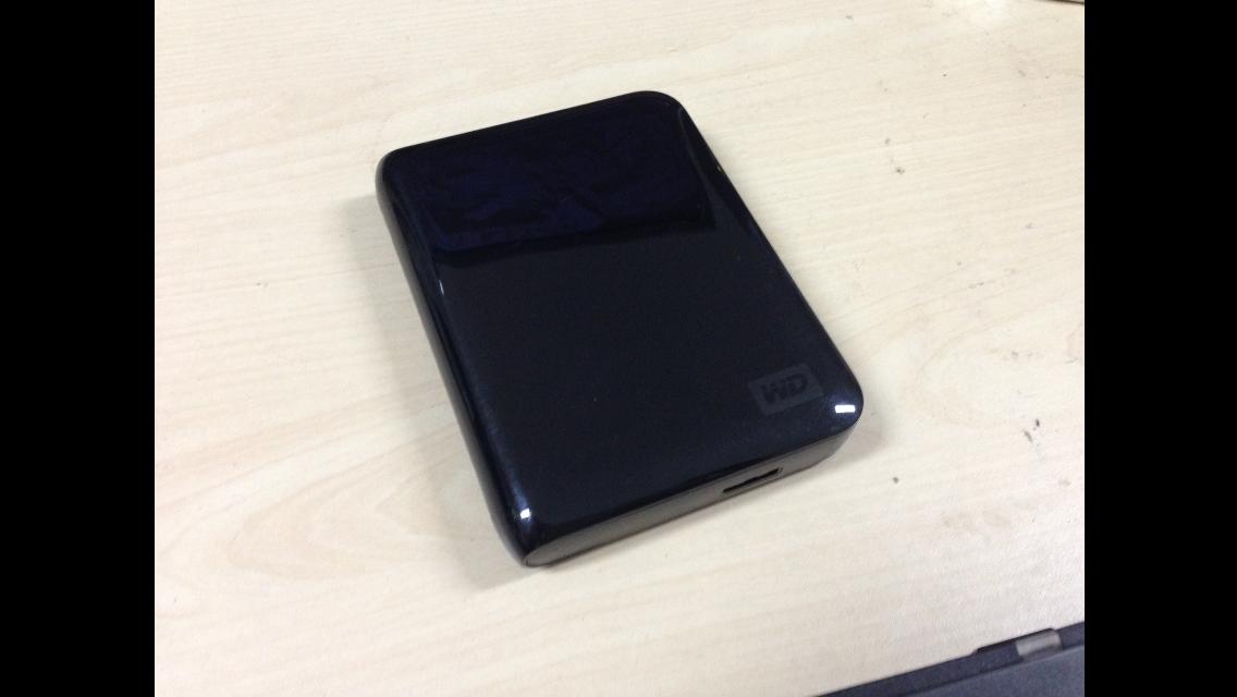 eksternal / external hardisk WD PASSPORT 1TB ISI film HD BANDUNG