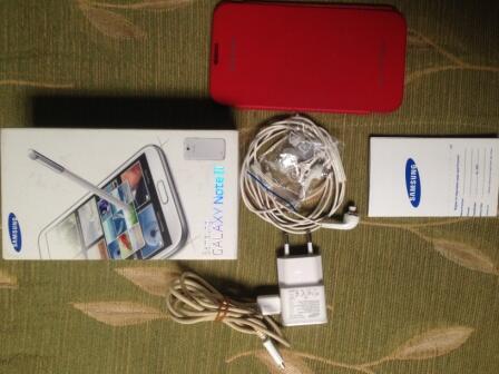 Samsung Galaxy Note 2 White