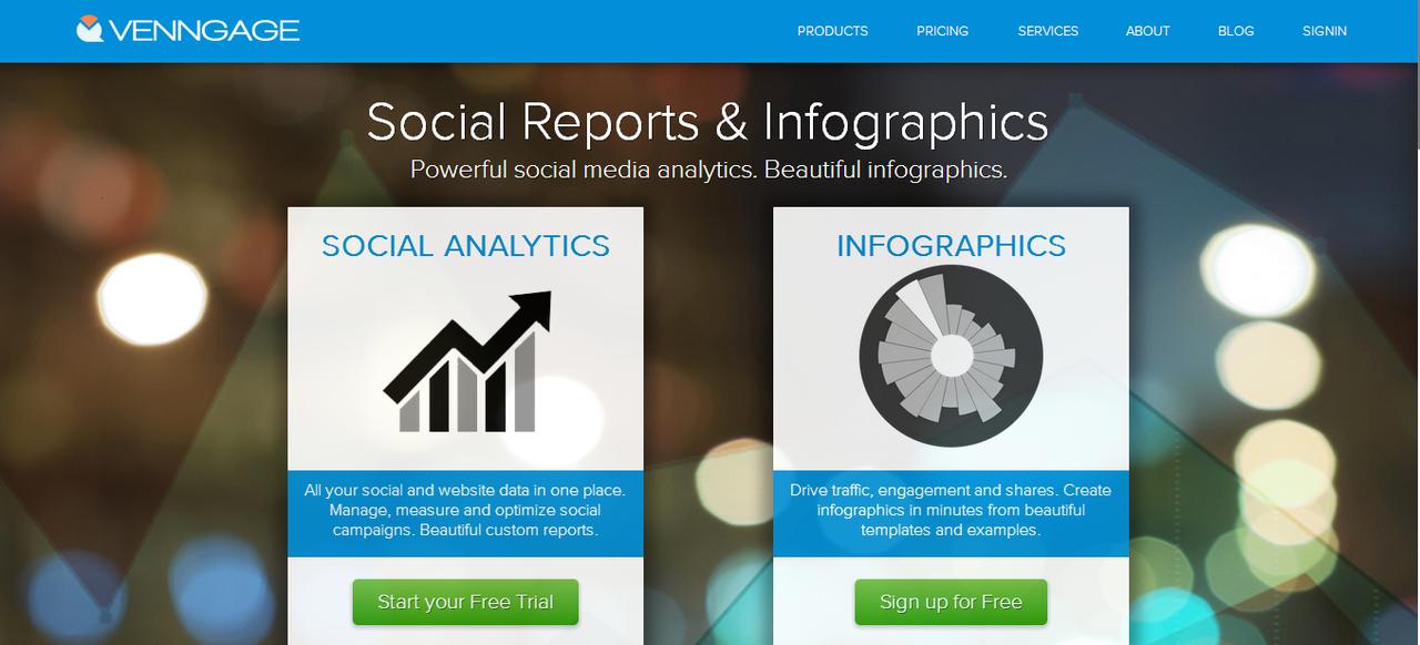 10 Website Gratis Untuk Membuat Infografis Yang Patut Kamu Coba