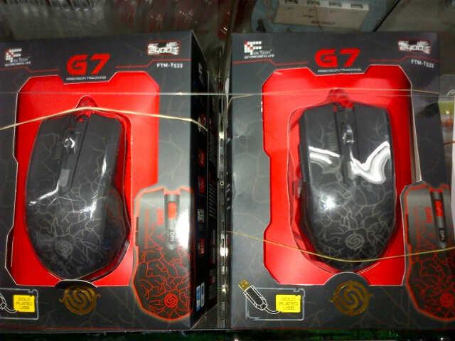 Mouse + Keybord Gaming Murah Meriah