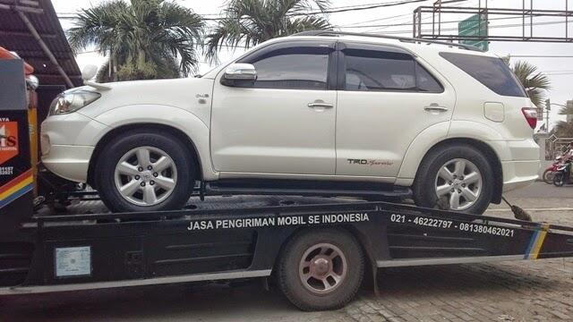 JASA PENGIRIMAN MOBIL SE INDONSIA