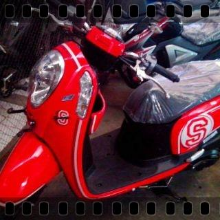 Scoopy Fi Yogyakarta Ready stock,, angsuran murah