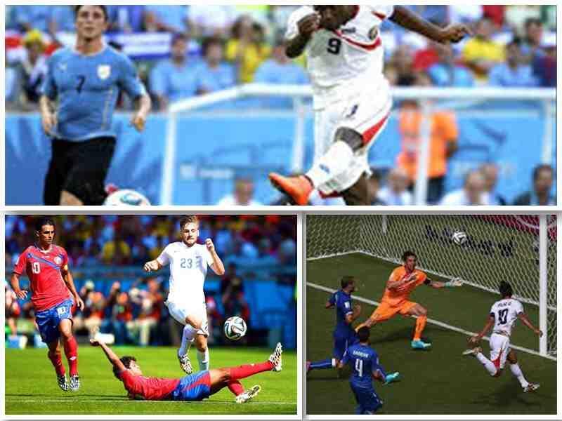 Kejadian - Kejadian Unik Selama Piala Dunia 2014