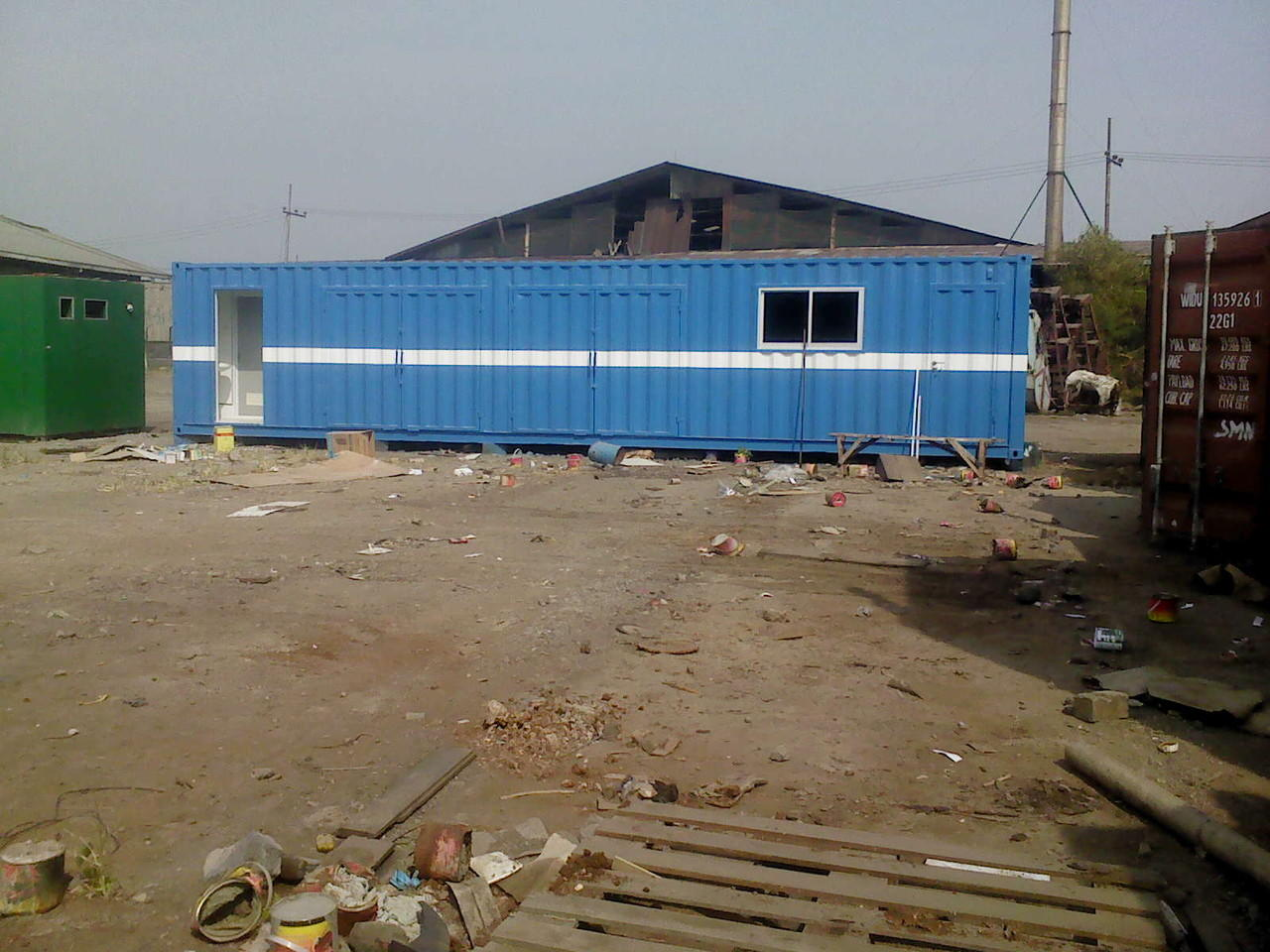 CONTAINER OFFICE MURAH