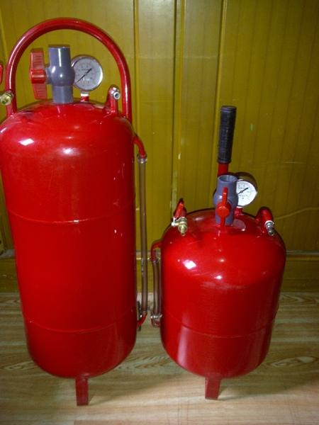[SALE] Tabung Snow Wash 12 Liter dan 25 Liter (Alat Cuci Steam)