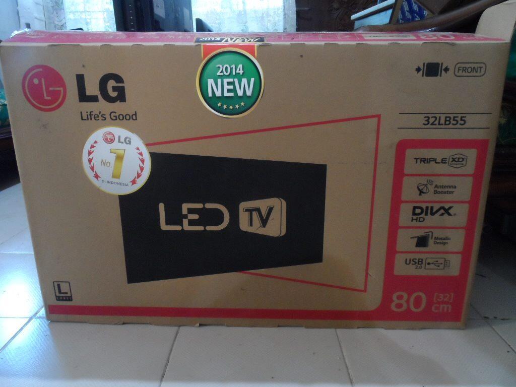 Terjual Led TV LG 32 32LB55 PCB Solo