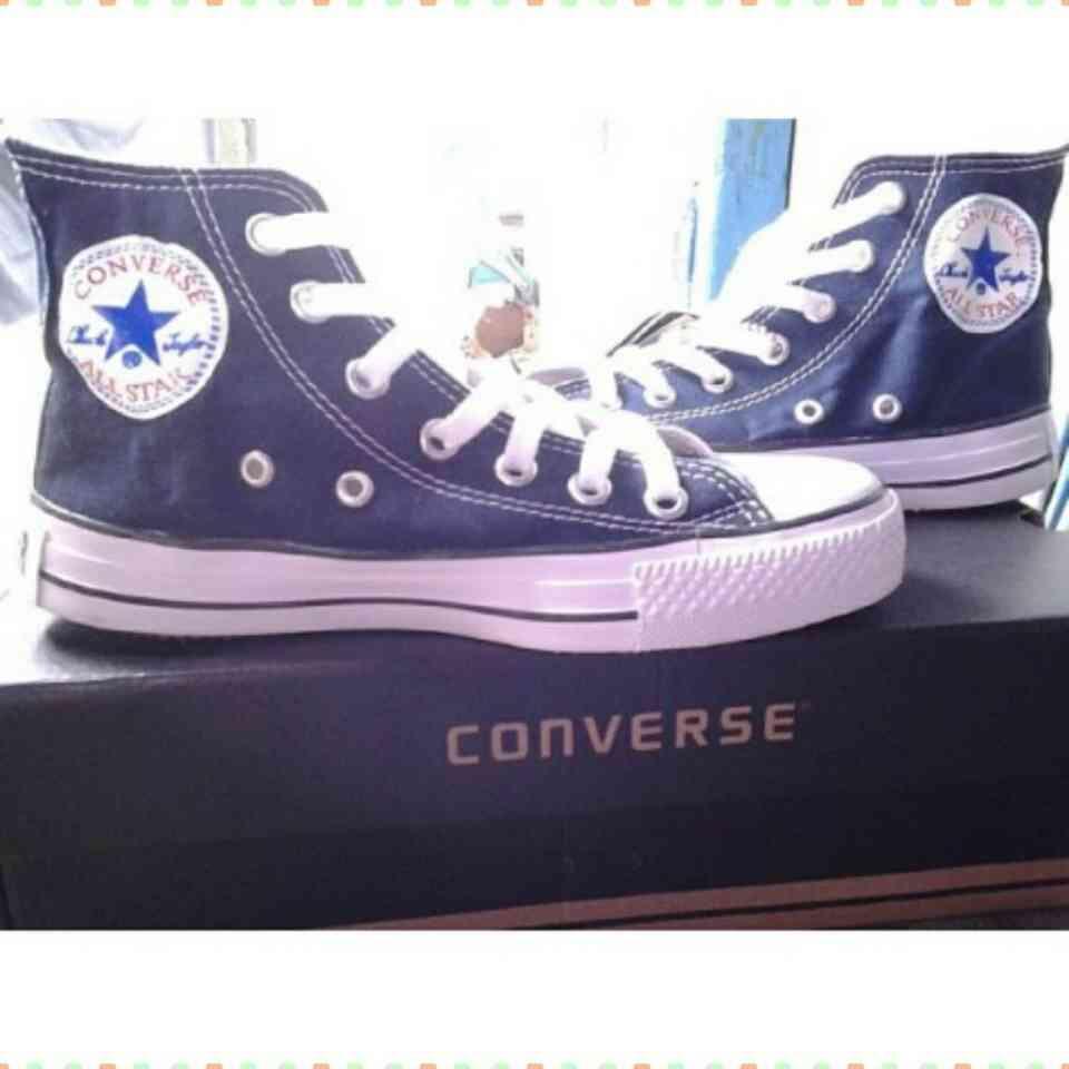 Terjual Jual Sepatu Converse All Star Baru  d4870f909c