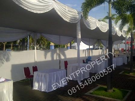 Sewa Tenda Kerucut Penyewaan Tenda dekorasi Rental Tenda sarnavil