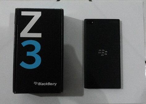 Blackberry Z3 Jakarta Edition ( Jogja )