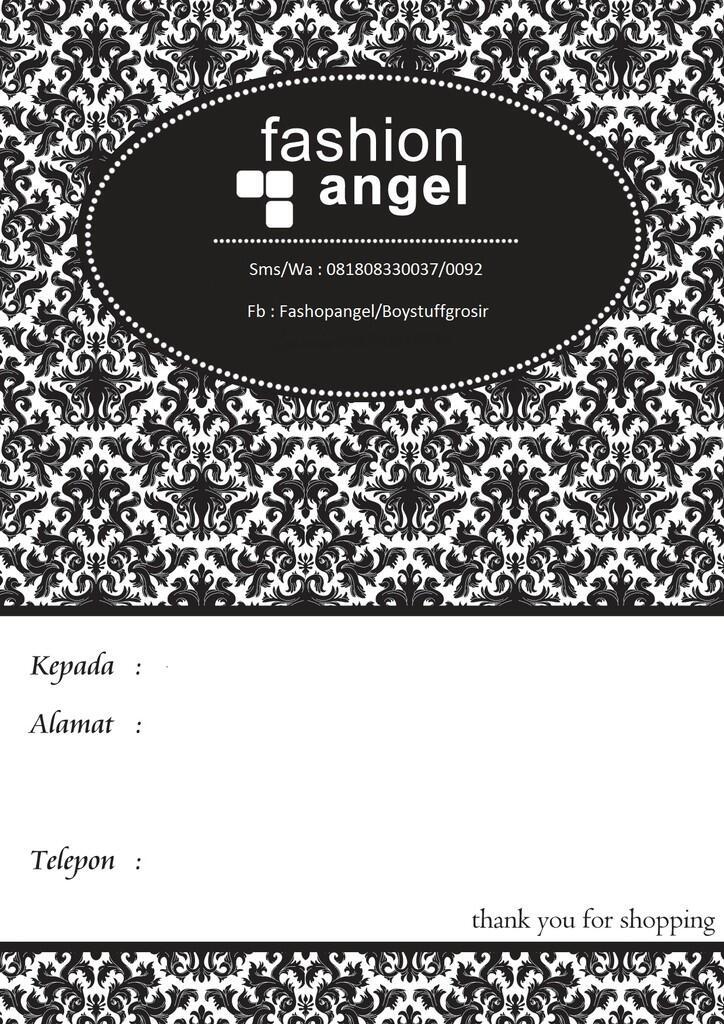 fashop angel murah