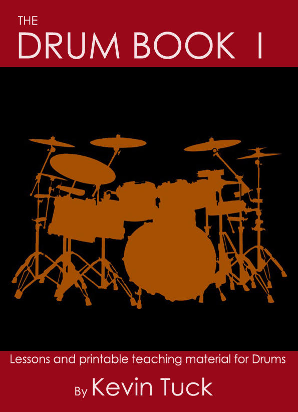 Buku Drum I by Kevin Tuck