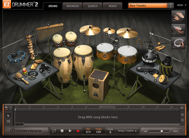 Toontrack EZDrummer All Expansion Only Win x32