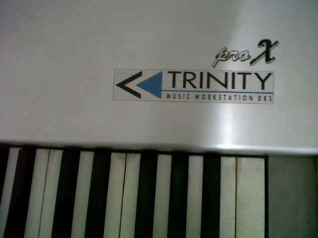 Jual keyboard KORG PRO X TRINITY