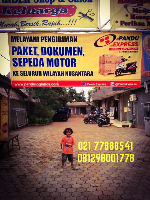 Pandu Logistics Sawangan