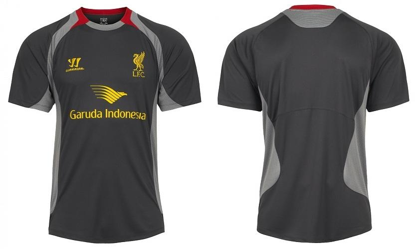 wholesale dealer e74ad a457b Terjual Pre Order Kloter 2 Training Jersey Liverpool (Garuda Indonesia)