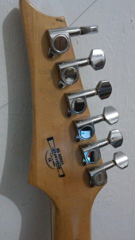 GUITAR ELECTRIC IBANEZ RG SERIES