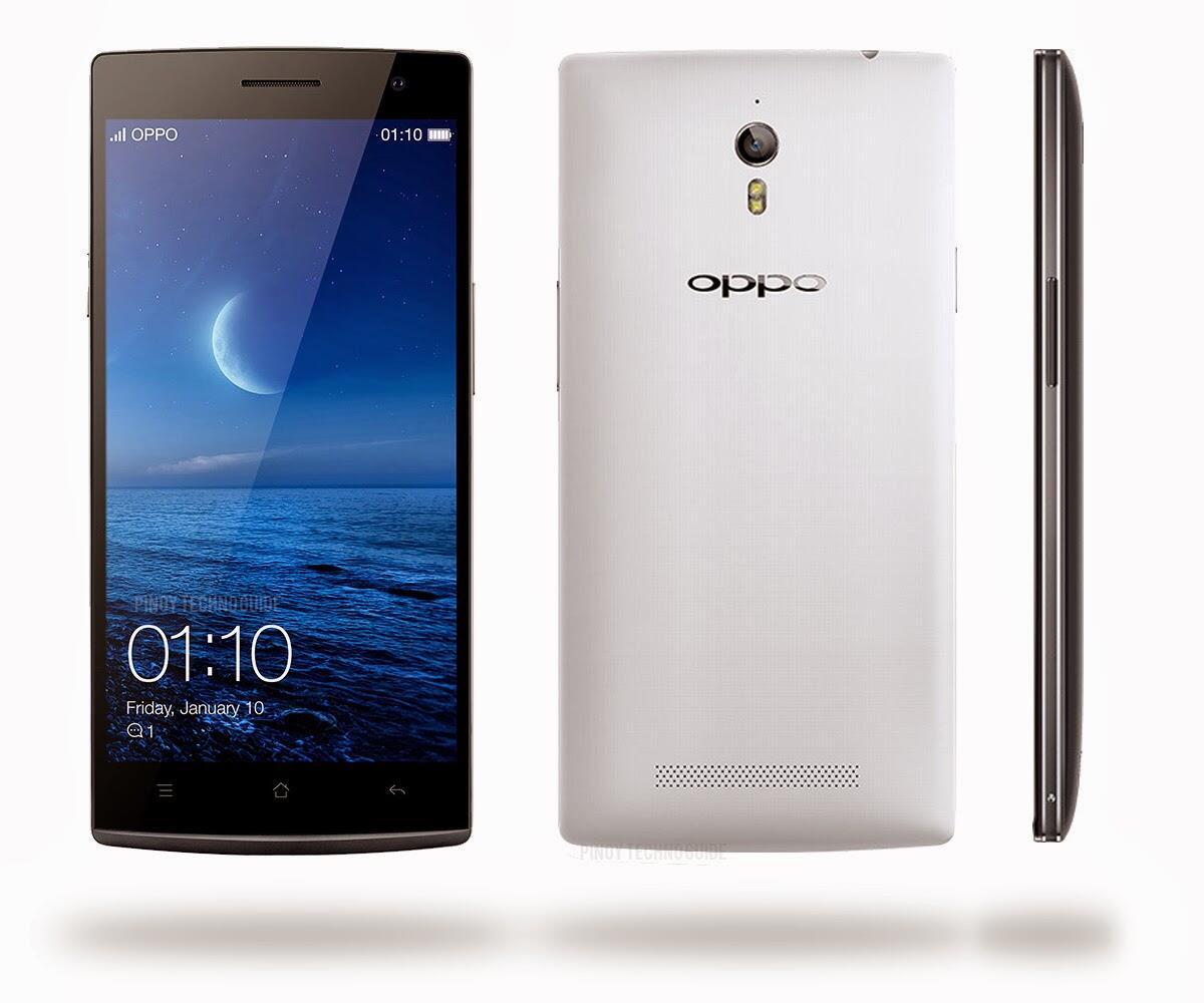 Oppo Find 7 - White