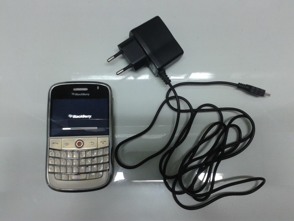 Dijual Blackberry Bold 9000 (WHITE)