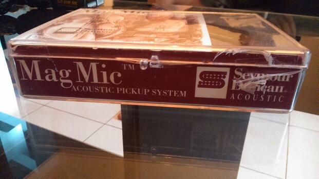 WTS seymour duncan mag mic sa 6 acoustic pickup
