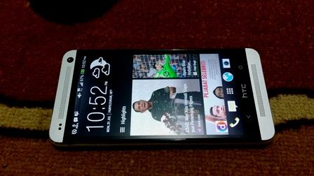 wts HTC ONE 32GB 4ULTRA SILVER FULLSET MULUS FREE PURPLE COD BANDUNG / TT