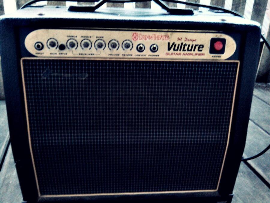 Ampli gitar Prince Vulture uk