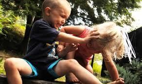 Masih Inget ,Gaya Berantem Masa Anak - Anak
