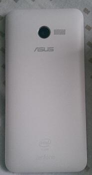 Asus Zenfone 4 99% White (Bandung)