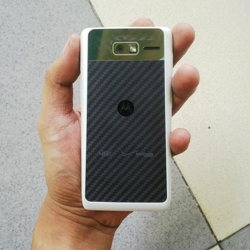 Motorola RAZR M XT907 GSM atau CDMA 4G LTE Mulus