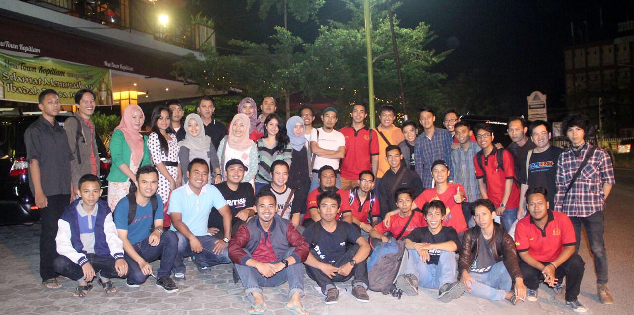 [Field Report] Buka Bersama Keluarga Besar Kaskus Regional Palembang