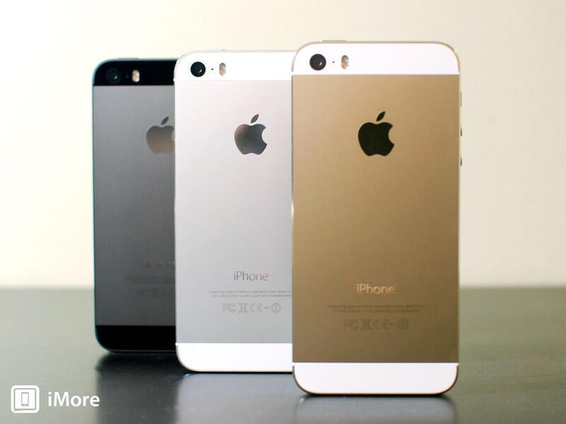 DI CARI IPHONE 5S SILVER/GOLD 32gb