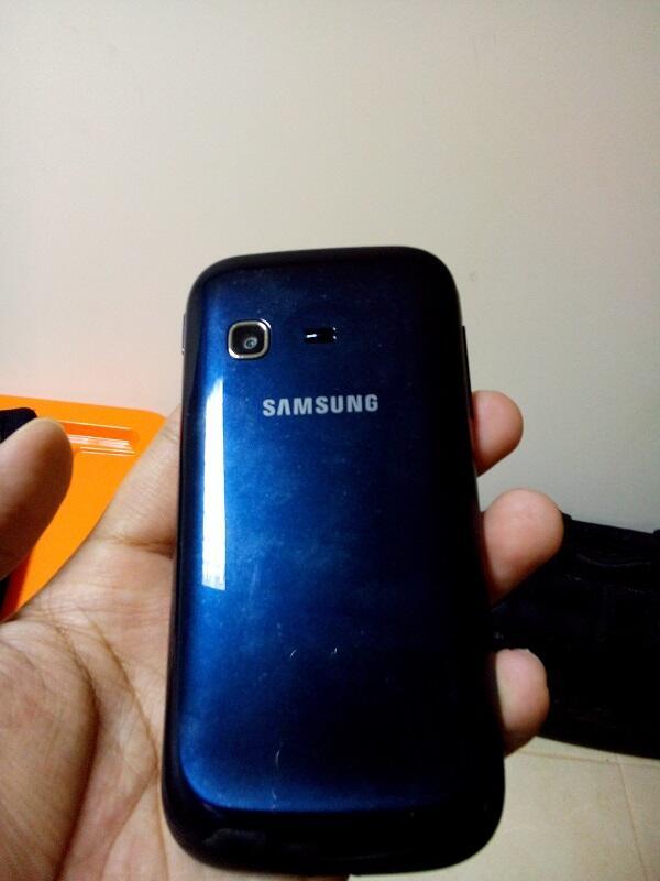Jual Samsung Galaxy Chat