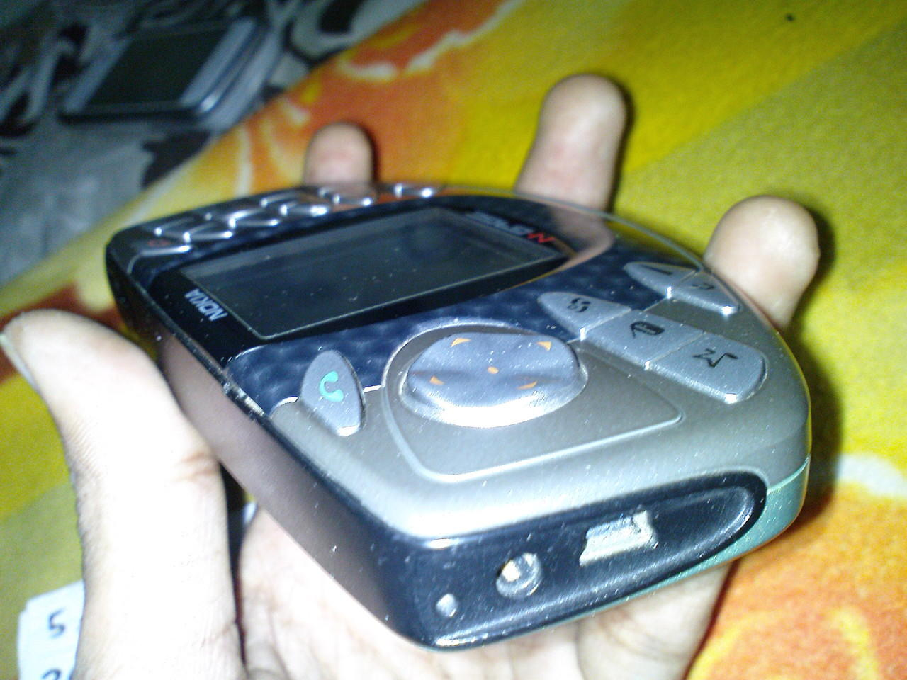 NOKIA NGAGE CLASSIC MINT CONDITIONT (RARE)