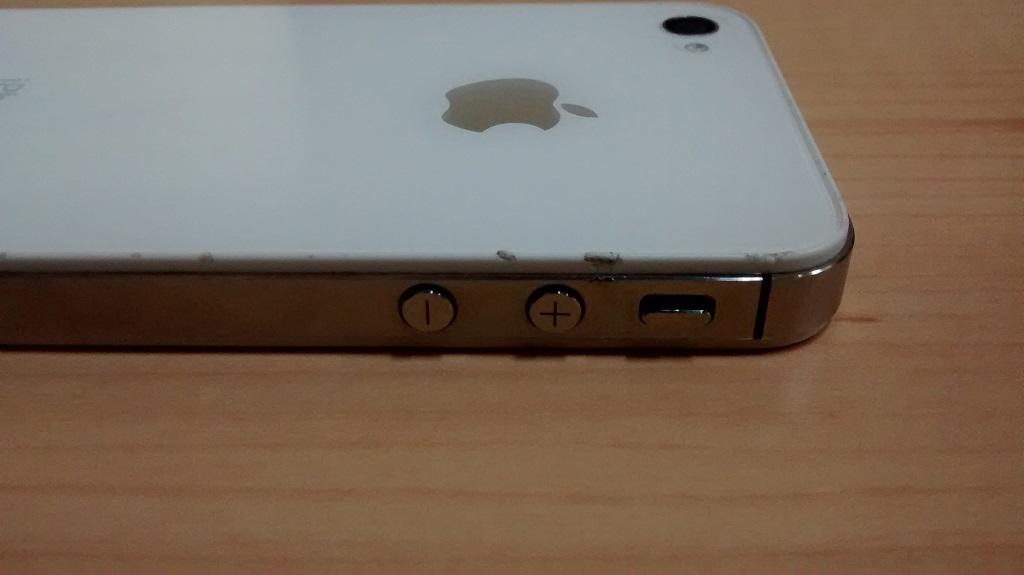 Iphone 4s 16GB white MALANG