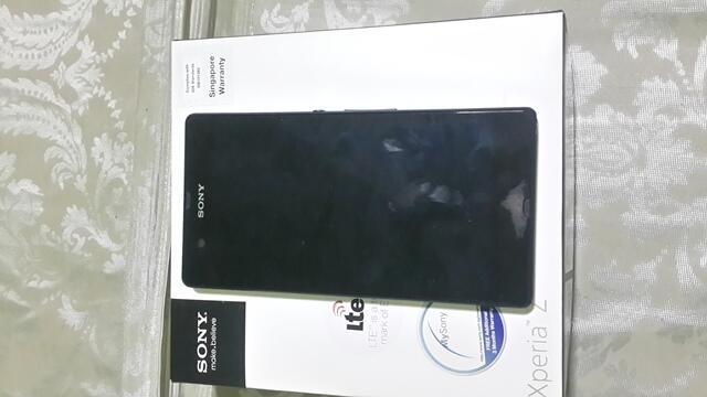DiJual SmartPhone Keren Sony Xperia Z LTE Bagus n Murah