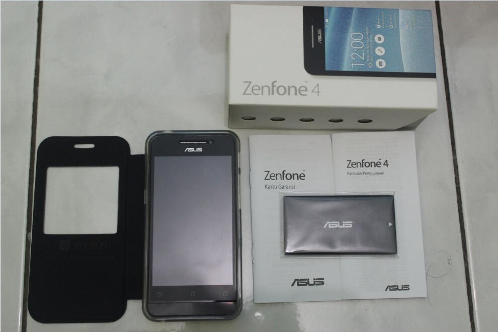 Zenfone 4 -ASUS- second mulus 99.99% (baru 5 hari pake)