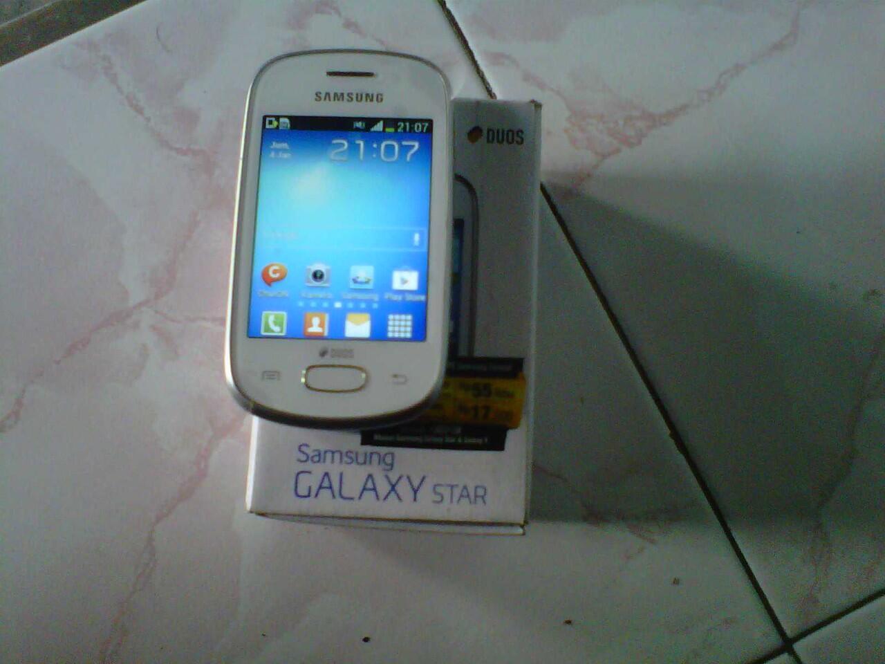 Samsung Galaxy Star duos fullset cod solo