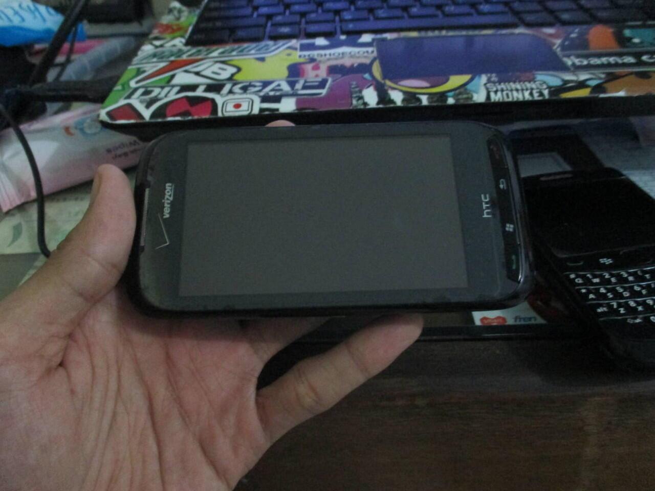 HTC touch pro 2 Verizon apa adanya