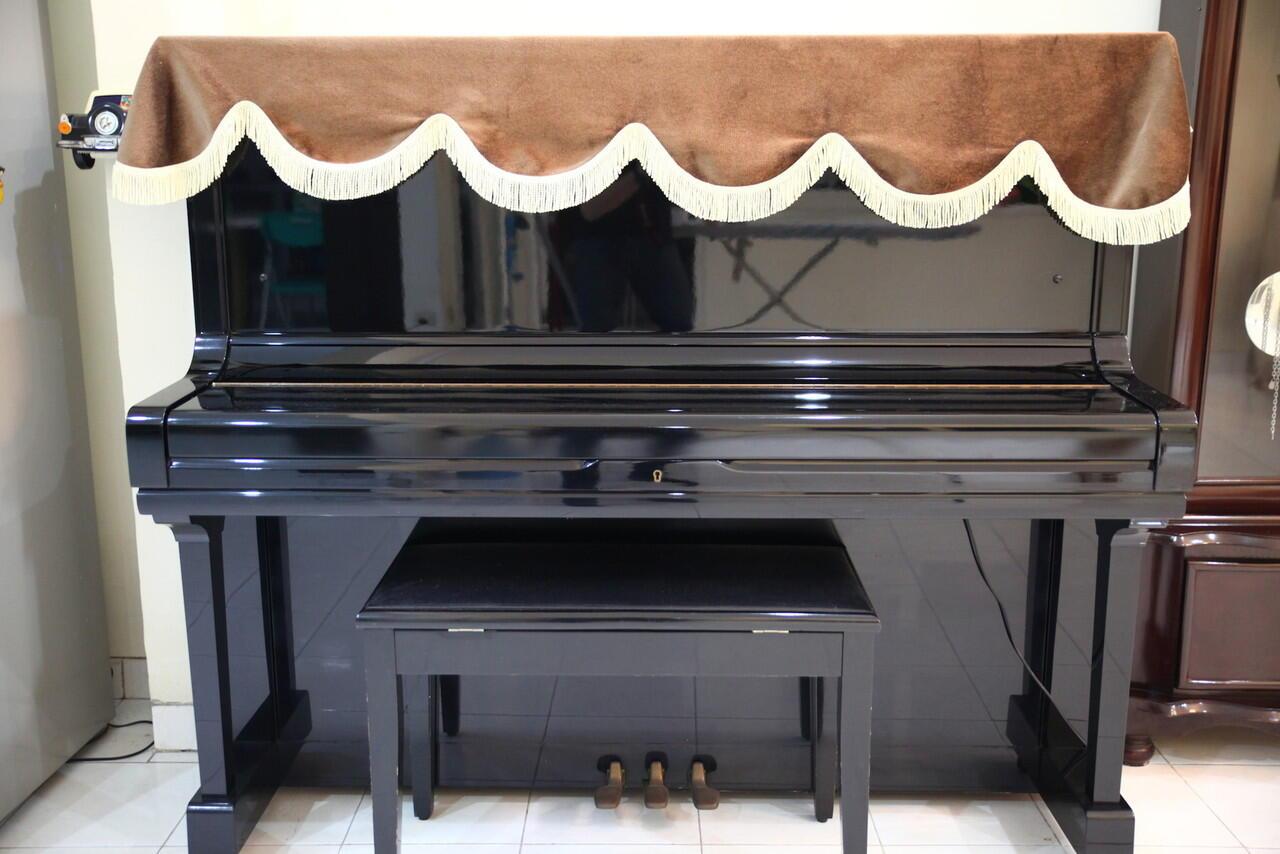 Piano Yamaha U3H Black