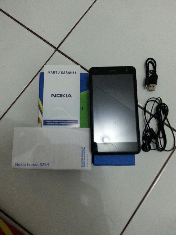Nokia Lumia 625H mulus bingitss